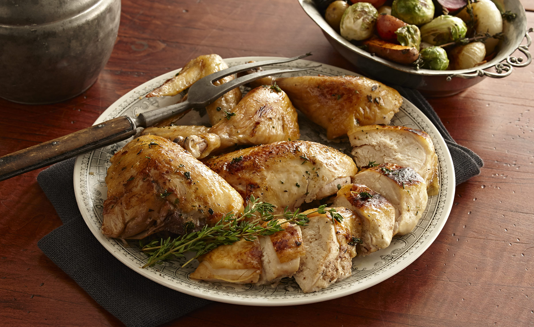 Food Photographer,  Chicken Photography, Poultry Photography | Pohuski Studios,  Roast Chicken Parts