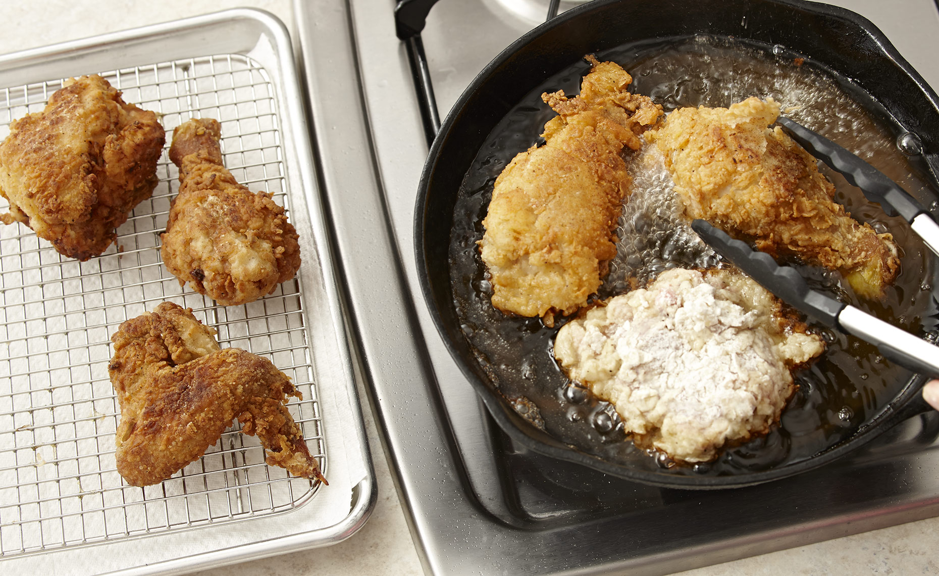 Food Photographer,  Chicken Photography, Poultry Photography | Pohuski Studios,  Buttermilk Fried Chicken