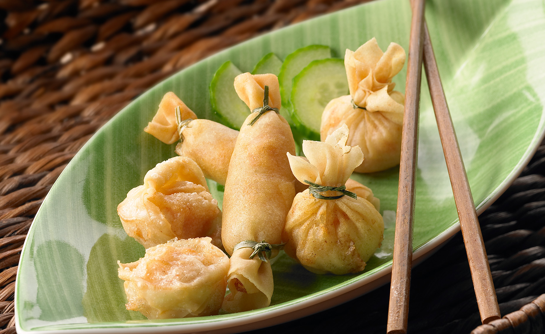 Food Photographer, Vegetable Photography, Fruit Photography, Appetizer Photography | Pohuski Studios,  Fried Dim Sum