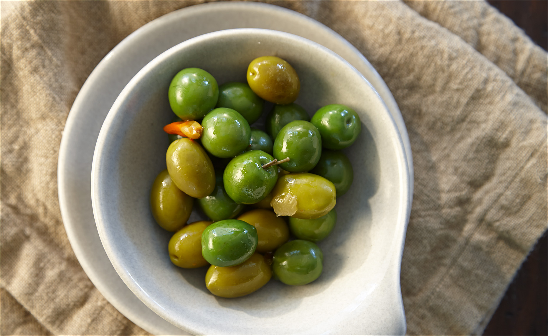 Food Photographer, Vegetable photography, Fruit photography | Pohuski Studios.  Green Olives