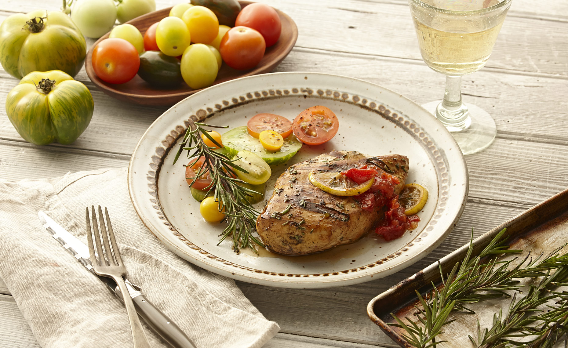 Food Photographer,  Chicken Photography, Poultry Photography | Pohuski Studios,  Grilled Rosemary Chicken