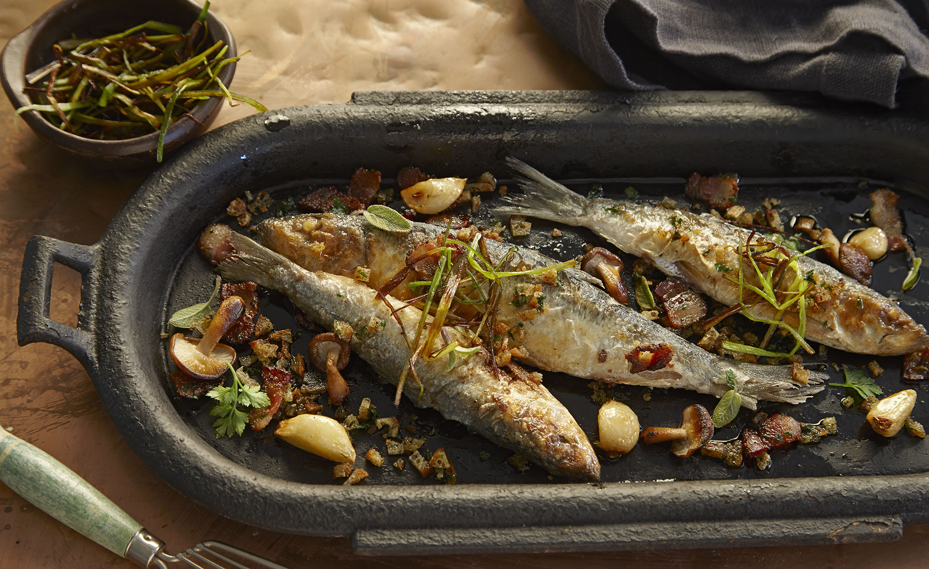 Food Photographer, Seafood Photography | Pohuski Studios,  Grilled Sardines