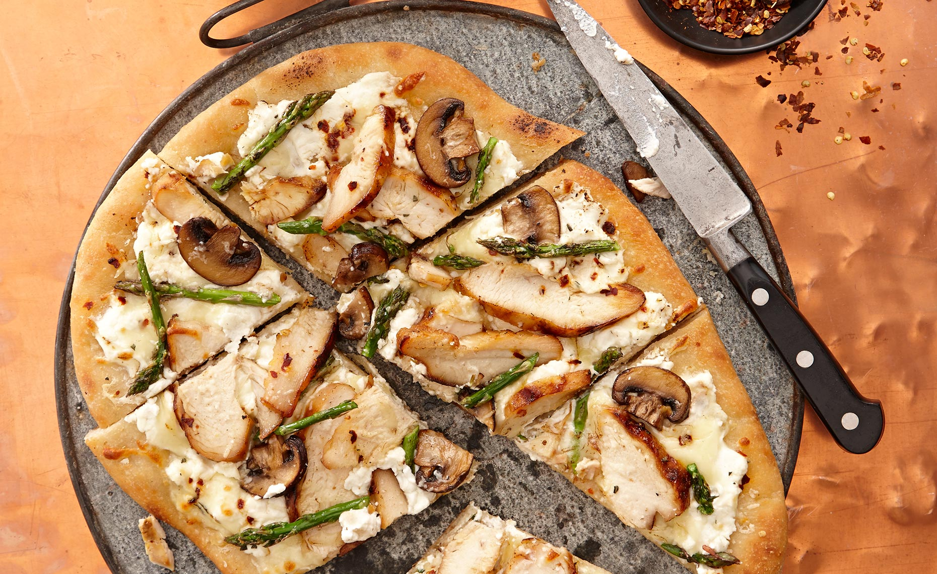 Fast Food Photographer, Burger Photography, Pizza Photography | Pohuski Studios,  Grilled Chicken Pizza