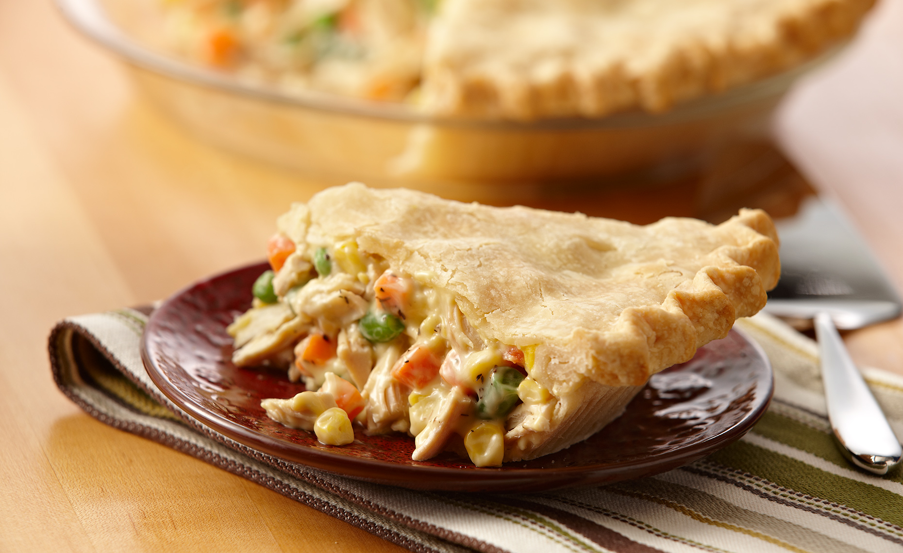 Food Photographer, Bread Photography, Pastry Photography, Dessert Photography | Pohuski Studios,  Chicken Pot Pie