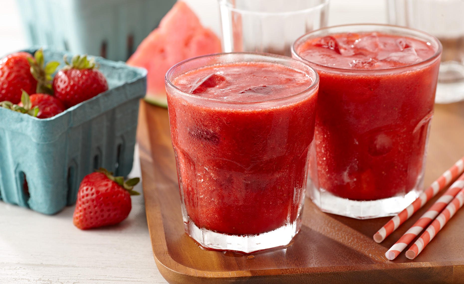 Food Photographer, Vegetable photography, Fruit photography | Pohuski Studios,  Strawberry Watermelon Slushie
