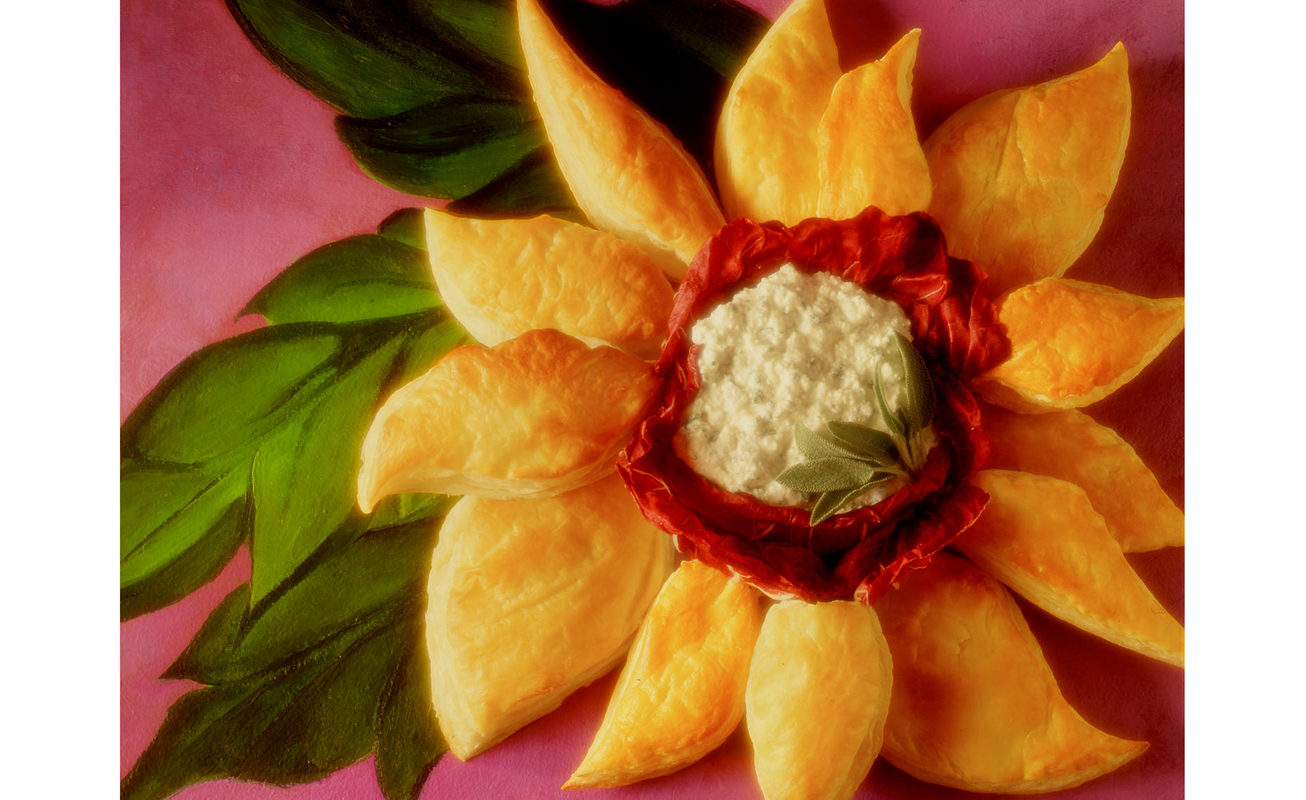 Marriott_Puff_Pastry_Petals_Herb_CHeese-1