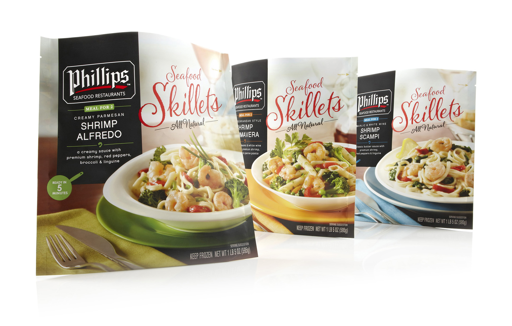Food Photographer, Commercial Food Photography, Food Advertising Photography| Pohuski Studios,  Phillips Skillets