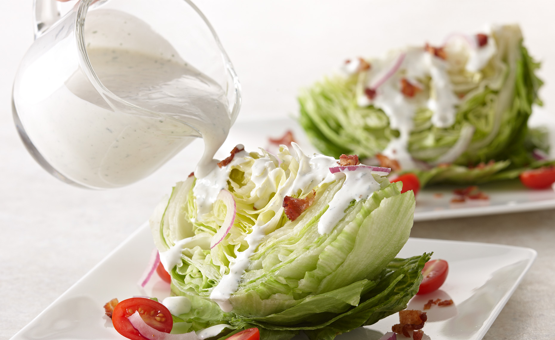 Food Photographer, Vegetable photography, Fruit photography | Pohuski Studios,  Ranch Dressing Lettuce