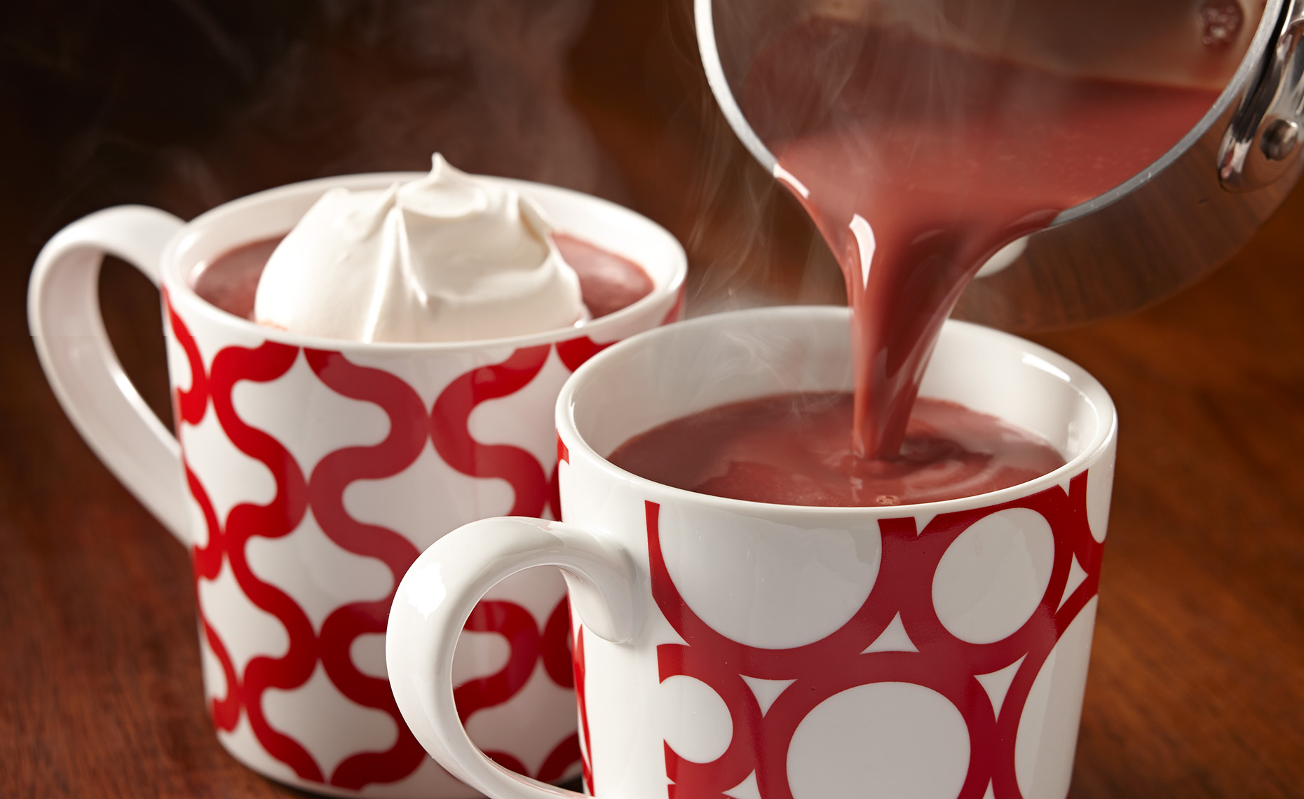Food Photographer, Cake Photography, Ice Cream Photography, Dessert Photography | Pohuski Studios,  Red Velvet Hot Cocoa