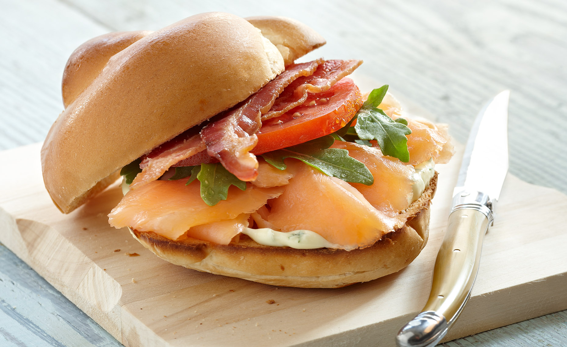 Food Photographer, Fast Food  photography,  Bread photography, Burger photography | Pohuski Studios,  Salmon BLT