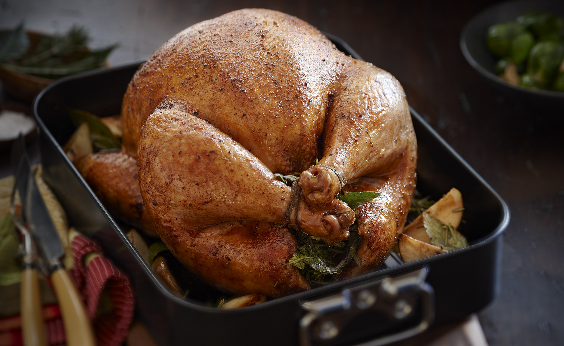 Food Photographer,  Chicken Photography, Poultry Photography | Pohuski Studios,  Roast Turkey
